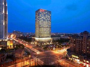 上海万豪酒店集团_上海金桥红枫万豪酒店