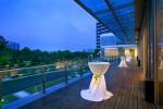会议室湖景阳台