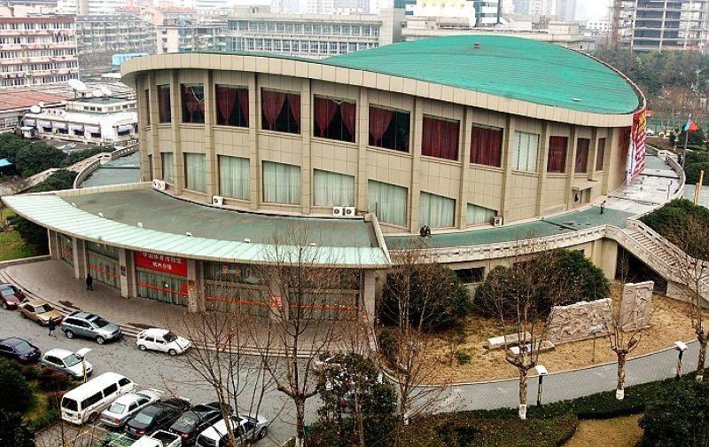 杭州体育馆_杭州体育馆(广夏体育馆)