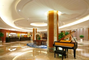 上海南青华美达酒店会议场地-
