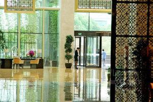 上海绿瘦酒店(原富建酒店) 会议场地-大堂入口
