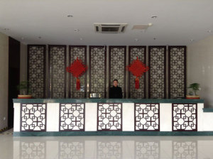 苏体方山运动公寓(南京江宁大学城店)会议场地-前台