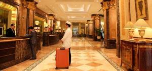 上海南新雅大酒店会议场地-大堂