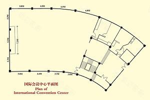 罗马厅平面图