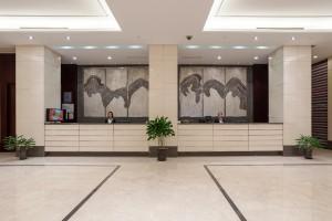 上海中青旅东方国际大酒店会议场地-
