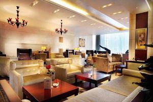 北京中关村皇冠假日酒店会议场地-大堂吧