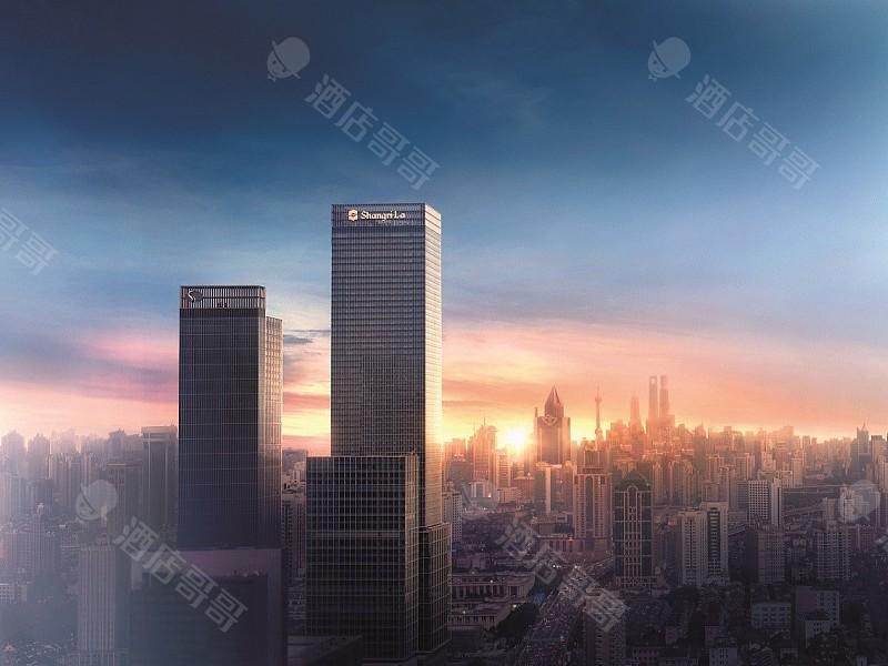 上海静安香格里拉大酒店会议场地