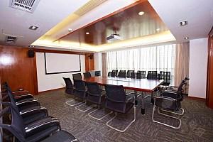 二楼商务会议室
