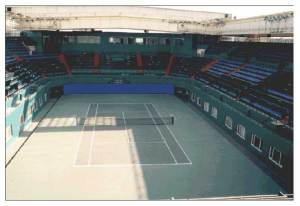 上海仙霞网球中心会议场地-会议