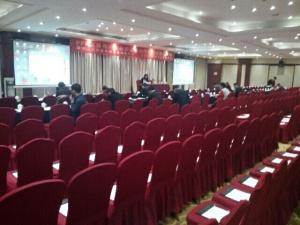 杭州志成大酒店会议场地-牡丹厅470平方