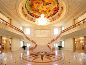 北京拉斐特城堡酒店会议场地-新古堡大厅