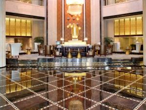 上海粤海酒店会议场地-大堂