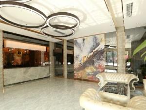速8酒店广州嘉禾江夏地铁站店会议场地-酒店大堂