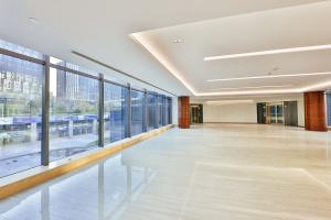 上海东方万国宴会中心会议场地-分会场连廊