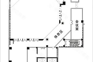 尚雅多功能厅-平面图