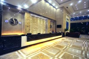 上海乐享悦际大酒店 会议场地-大堂
