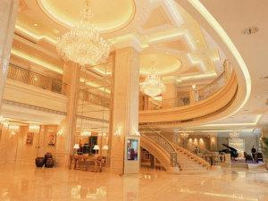 上海中环国际酒店会议场地-大堂