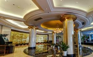 上海瀚海明玉大酒店会议场地-大堂