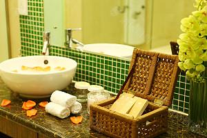 行政套房浴室用品