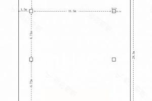 多功能厅平面图
