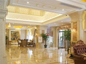 维也纳国际酒店(上海国际旅游度假区秀浦路店)会议场地-大堂