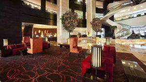 上海龙之梦大酒店会议场地-大堂