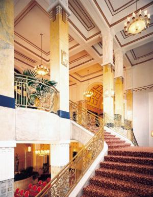 上海花园饭店会议场地-大厅
