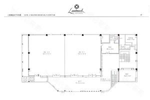 紫金厅平面图