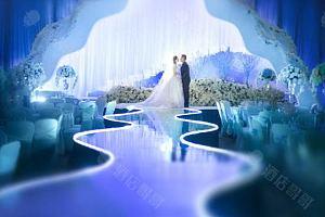二楼世纪厅婚礼