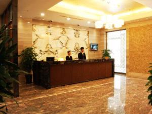 上海新梅华东大酒店会议场地-大堂