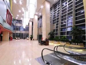 西安绿地假日酒店会议场地-大堂