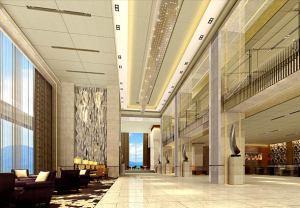 上海漕河泾万丽酒店会议场地-大堂
