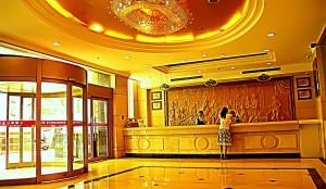 维也纳酒店(南昌火车站店)会议场地-酒店大堂