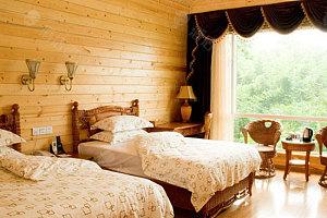 半山木屋别墅房间