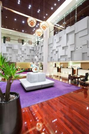 上海古井假日酒店会议场地-