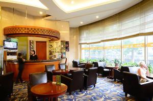 上海新协通国际大酒店会议场地-大堂吧