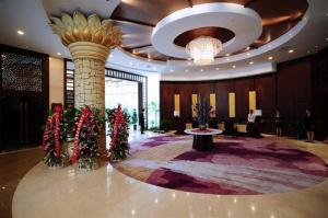 北京顺义瑞麟湾温泉度假酒店会议场地-大堂
