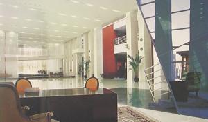北京外研社国际会议中心会议场地-酒店大堂