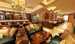 上海漫岛咖啡会议场地-