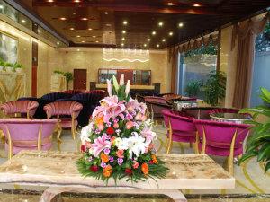 广州歌尔爵斯酒店会议场地-大堂吧