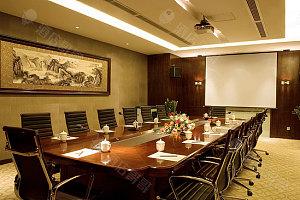 南岳厅会议室