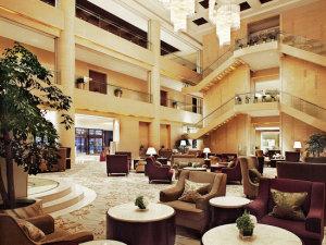 北京工大建国饭店会议场地-大堂吧
