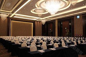大会议厅-课桌布置