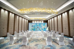 宴会厅Ⅱ(证婚仪式厅)