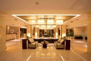 西安美原国际酒店会议场地-