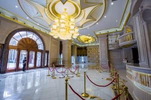 广州粤大金融城国际酒店会议场地-