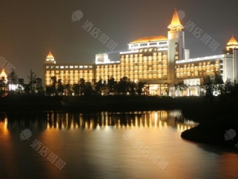 上海美兰湖高尔夫度假酒店(原上海美兰湖皇冠假日)会议场地