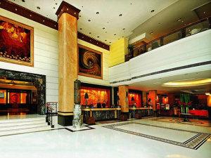成都西藏饭店会议场地-大堂