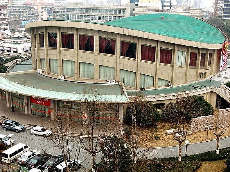 杭州体育馆(广夏体育馆)会议场地