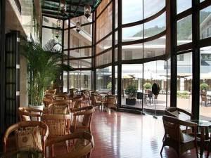 杭州蓝天清水湾国际大酒店会议场地-大堂吧